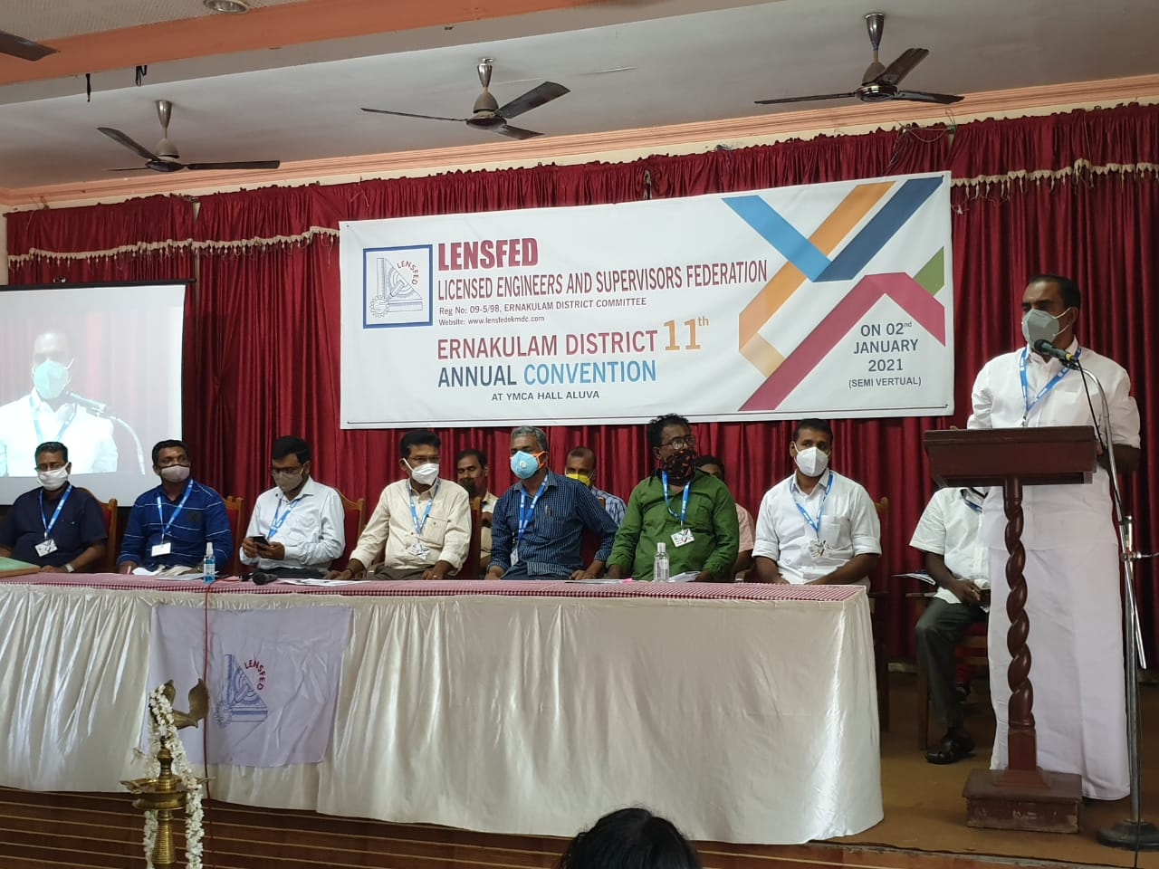 11th District Annual Convention Ernakulam