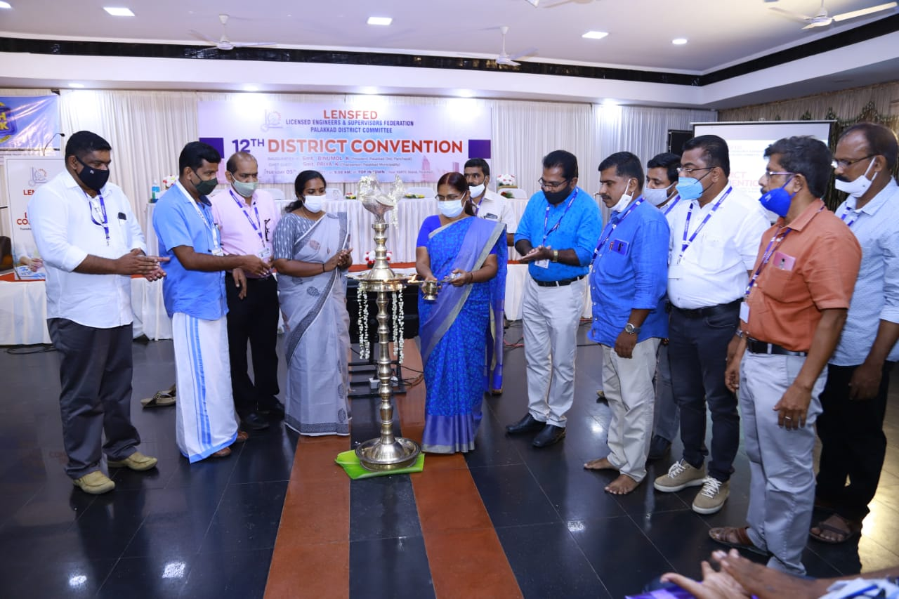 12th District Annual Convention Palakkad